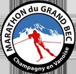 Marathon du Grand-Bec logo
