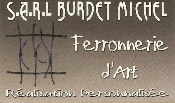 SARL BURDET Michel – Ferronnerie d'Art