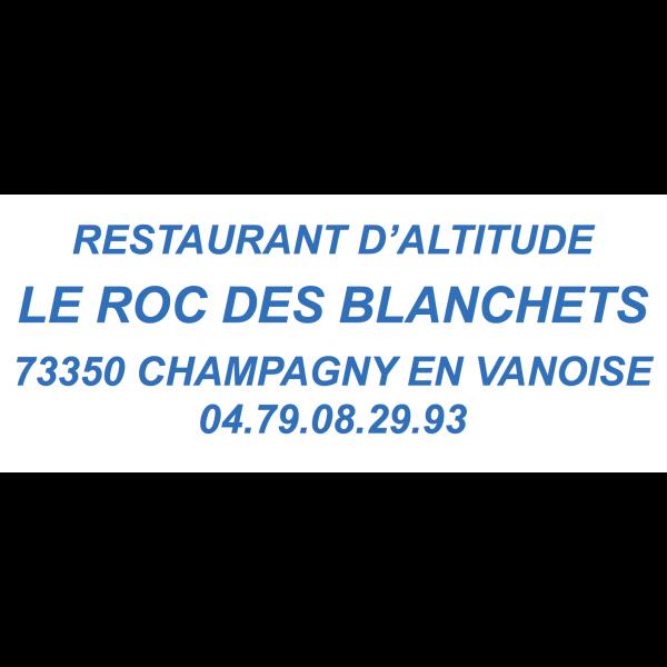 Restaurant le Roc des Blanchets