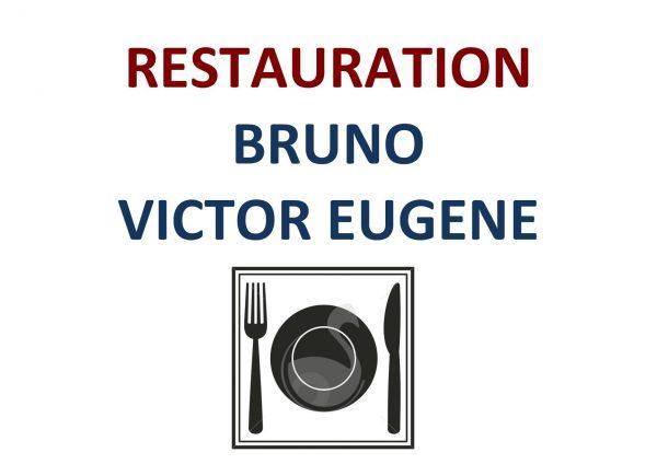 Bruno Victor Eugene Restauration